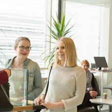Students at the University of Turku